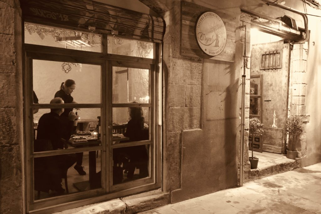 Mediterranean Fusion Tapas in Barcelona with a Twist